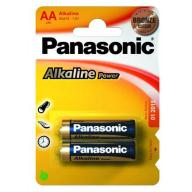 Батарейка Panasonic Alkaline Power LR06 AA, 1 шт