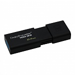 Флеш-память Kingston DataTraveler 100 G3 64GB (DT100G3/64GB)