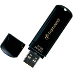 Флеш-память USB Transcend JetFlash 700 64GB (TS64GJF700)