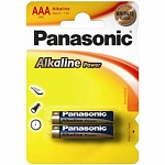 Батарейка Panasonic Alkaline Power LR03 AAA, 1 шт