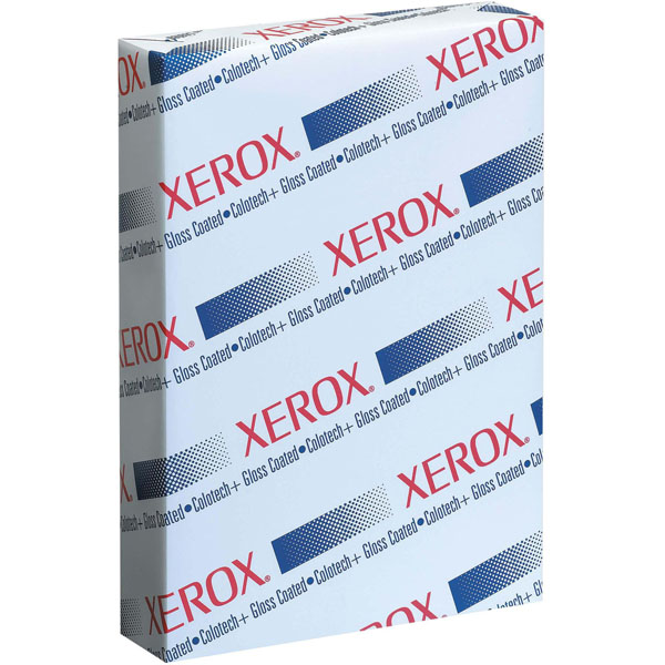 Бумага Xerox Colotech+ Gloss Coated 003R90336, A4, 120 г/м2, 250 л