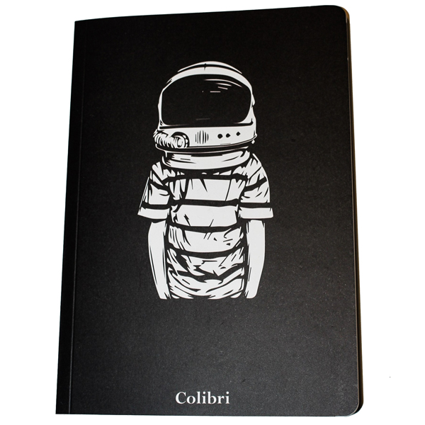Блокнот Colibri Space man 38CL17BL21012