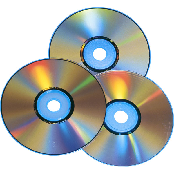 Диск DVD+R MIX, 4.7 Gb, 16 х, Вulk (50)