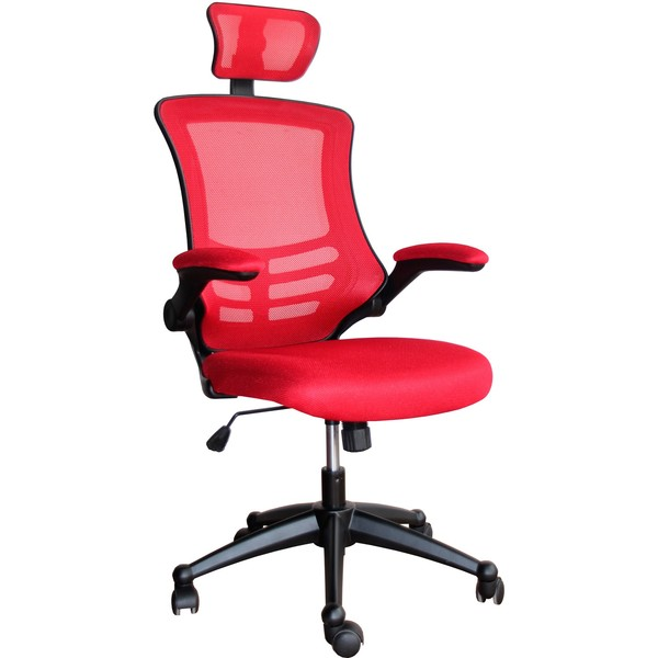 Кресло Office4You Ragusa Red (27717)