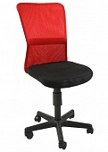 Кресло Office4You Belice Black/Red (27735)
