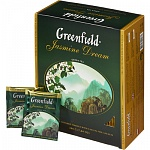 Чай зеленый Greenfield Jasmin Dream 2гх100iшт., в пакетиках (6241)