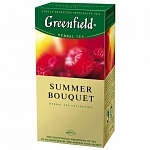 Чай травяной Greenfield Summer Bouquet 2гх25шт., в пакетиках (106114)