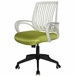 Кресло Barsky Office plus OFW 02 White/Green OFW 02