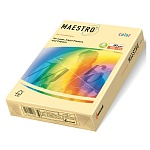 Цветная бумага Maestro Color Pastell BE66, Vanilla (св/беж), А3, 80 г/м2, 500 л (АН1145)