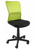 Кресло Office4You Belice Black/Green (27732)
