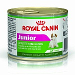 Влажный корм для собак Royal Canin Junior 0,195 кг