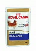 Влажный корм для собак Royal Canin Chihuahua Adult 0,085 кг