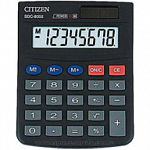 Калькулятор Citizen SDC-805