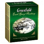 Чай черный Greenfield Earl Grey Fantasy 2гх100шт., в пакетиках (106404)