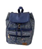 Рюкзак ZiBi Baggy Blue Paisley (ZB16.0672BP)