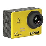 Экшн-камера SJCAM SJ5000X Elite 4K Yellow