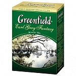 Чай черный Greenfield Earl Grey Fantasy 100г, листовой (106276)
